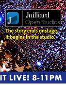 Juilliard Open Studios