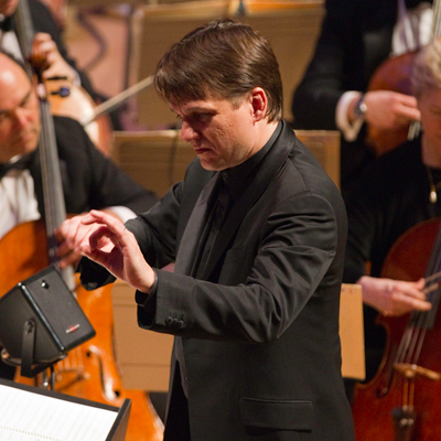 [Keith Lockhart, photo by Stu Rosner]
