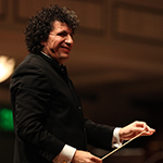 [Giancarlo Guerrero, photo by Stu Rosner]