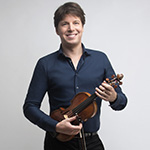 [Joshua Bell, photo by Marc Holm]