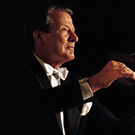 [Sir Neville Marriner (photo by Richard Holt)]