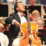 [Yo-Yo Ma, photo by Hilary Scott]
